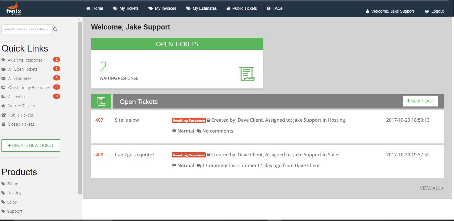 fenix-suitecrm-portal-customer-tickets.png
