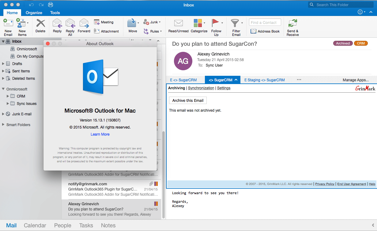 Using Oft In Outlook 2013 For Mac