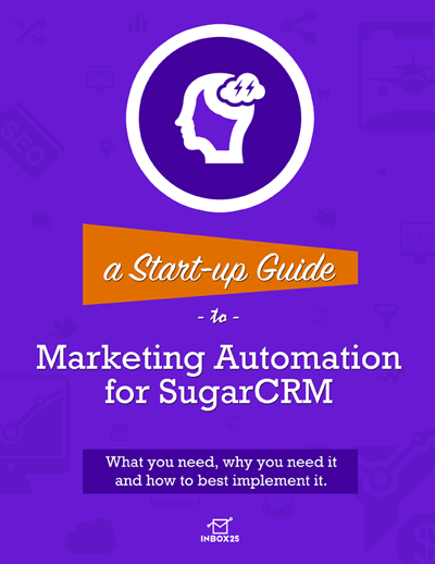 Start-up Guide to Marketing Automation for SugarCRM