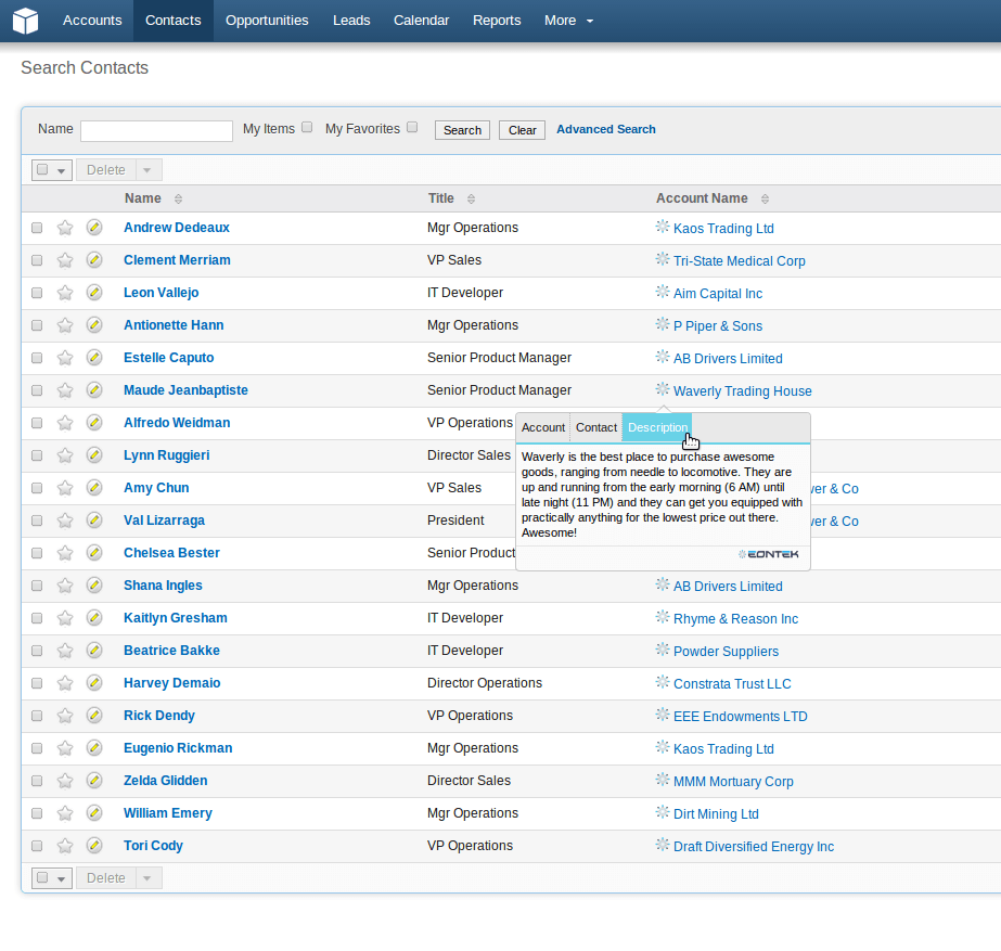Insight Tooltips In Action