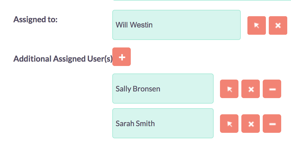 Add Multiple Assigned Users in SugarCRM