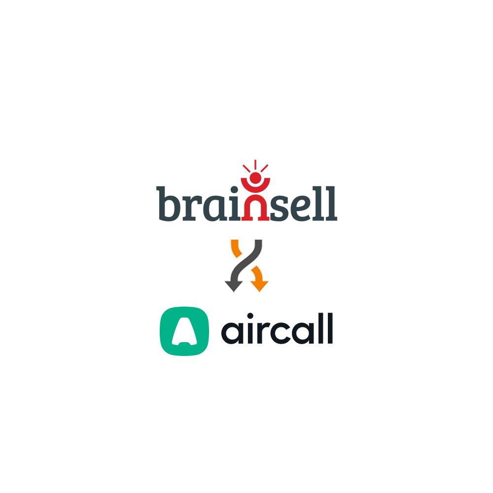 Aircall - Sugar Integration Logo