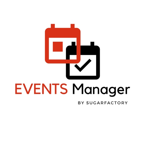 EVENTS Manager Logo