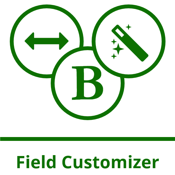 Field Customizer Logo