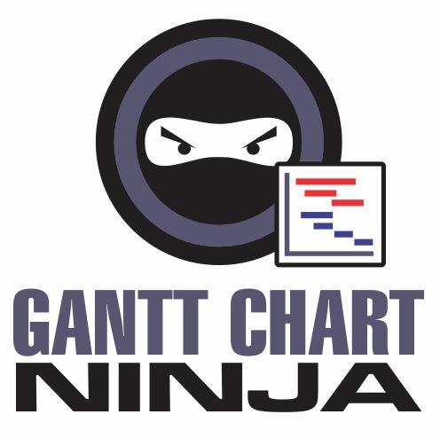 Gantt Chart Ninja Logo