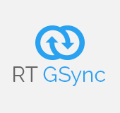 RT GSync: GMail, GCalendar; GDrive Integration Logo