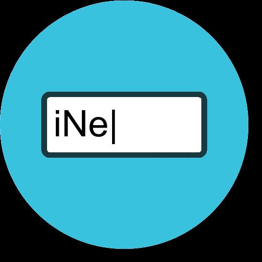iNetFieldsPlus Logo
