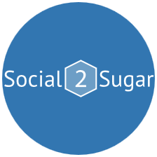 Social2Sugar (SugarCRM LinkedIn Integration) Logo