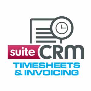 SuiteCRM Timesheets & Invoicing Logo