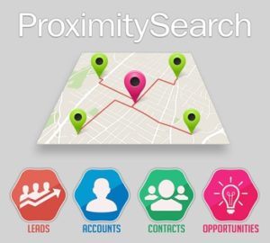 Proximity Search Logo