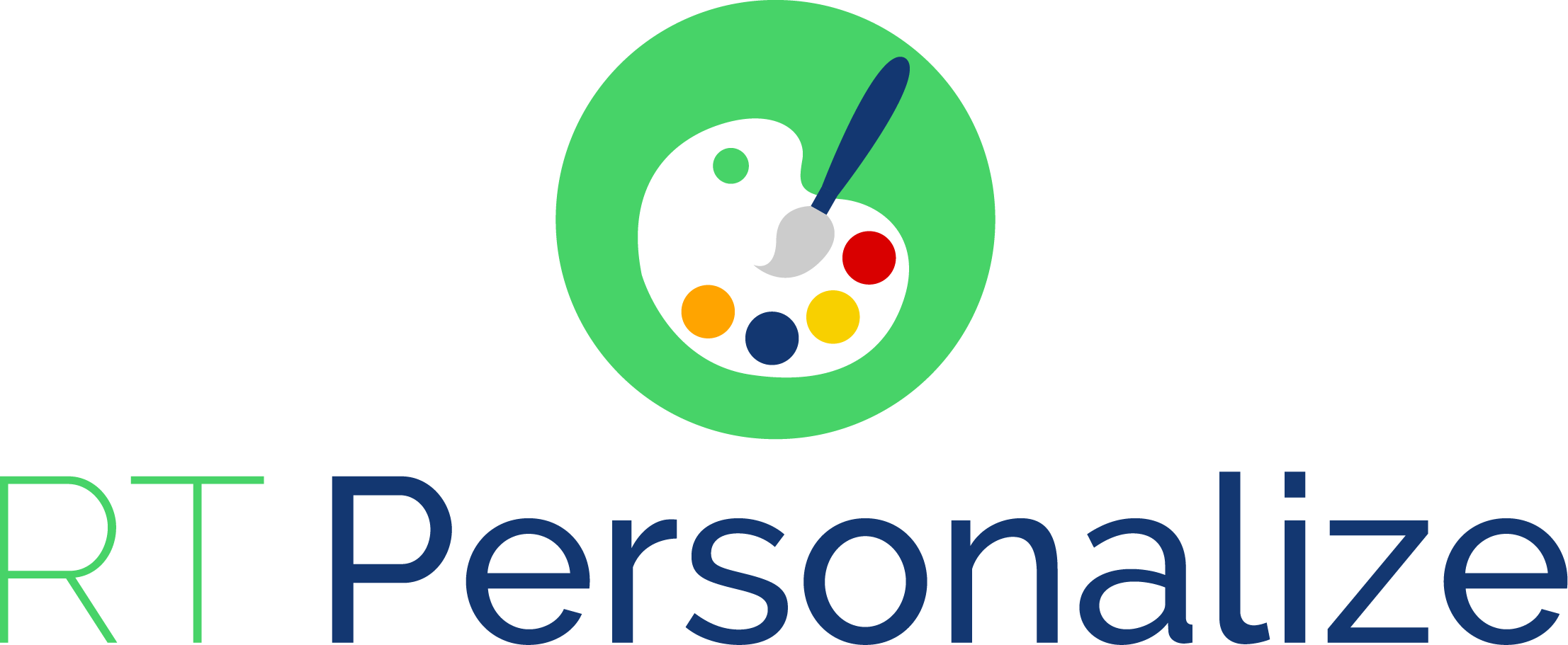 RT Personalize Logo