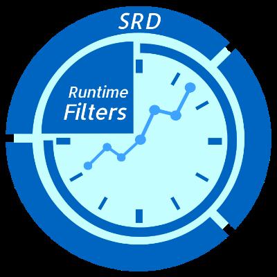 SRD Runtime Filtering Logo