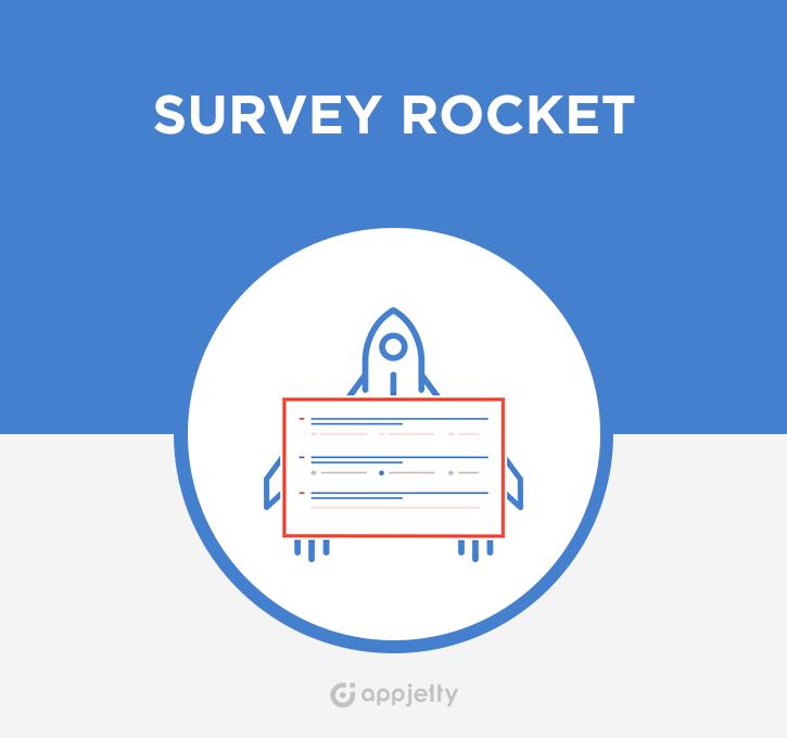 SugarCRM Survey Rocket Logo