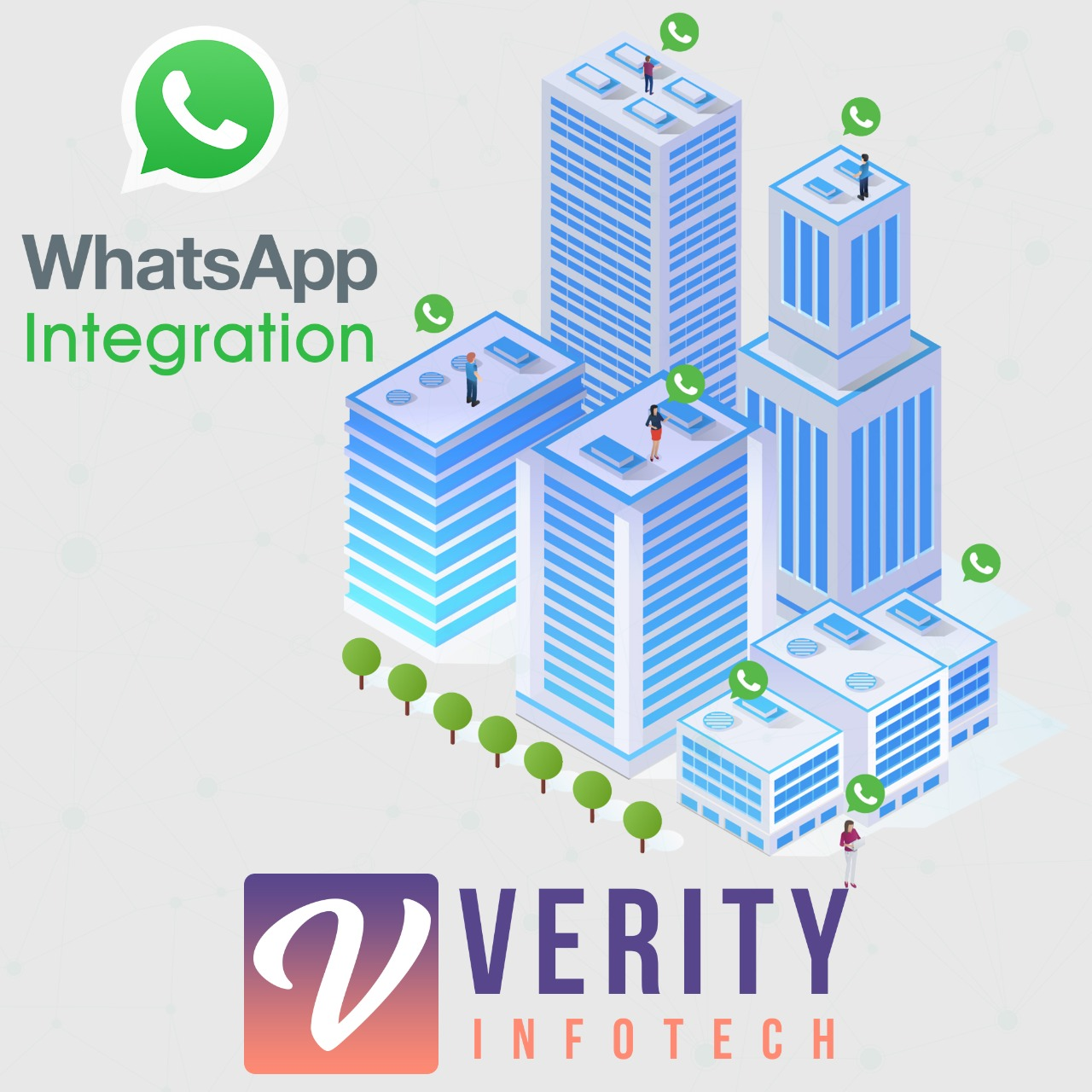 SugarCRM WhatsApp Integration Logo