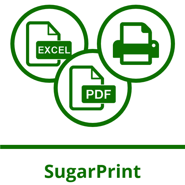 SugarPrint Logo