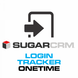 SugarCRM Login Tracker Logo