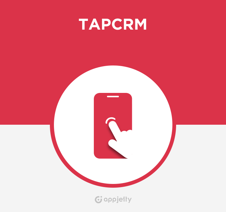 TapCRM - Mobile CRM App for SugarCRM  Logo