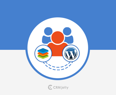 SugarCRM Customer Portal in WordPress - CRMjetty Logo