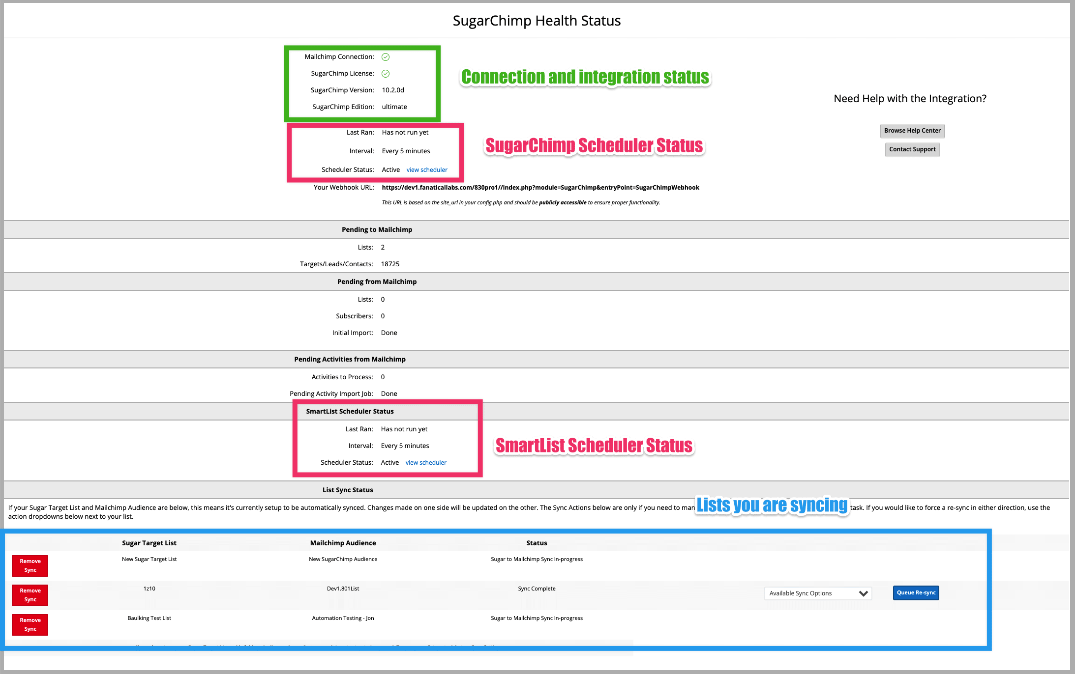 health status page.png