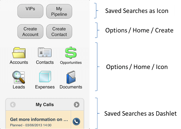 QuickCRM Screenshot
