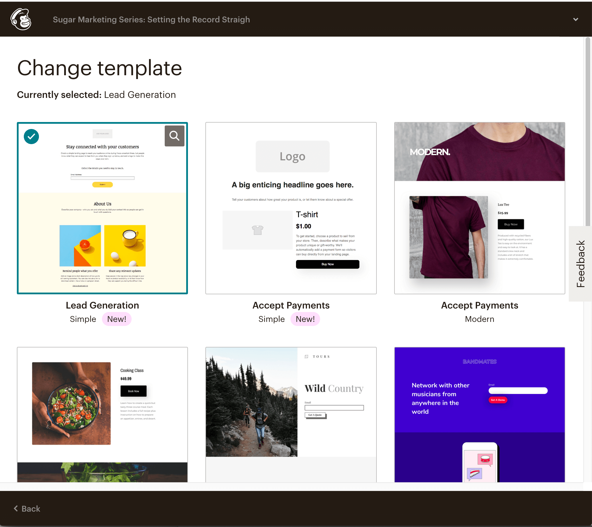 Select Landing Page Template.png